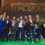 Sadex Vuoden Digitaalisin2019